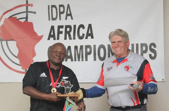 IDPA  Africa boss to endorse Kenya as host of African Championship