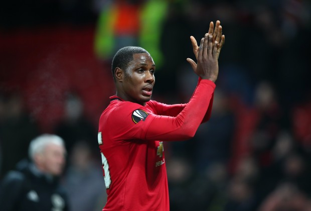Ighalo's stay at Manchester United set to come to an abrupt end
