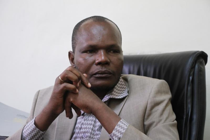 I'm not drunk, my leg makes me stagger: County speaker