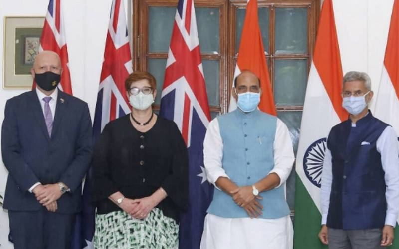 India, Australia urge all nations to ensure no territory under their control is used for terror attacks
