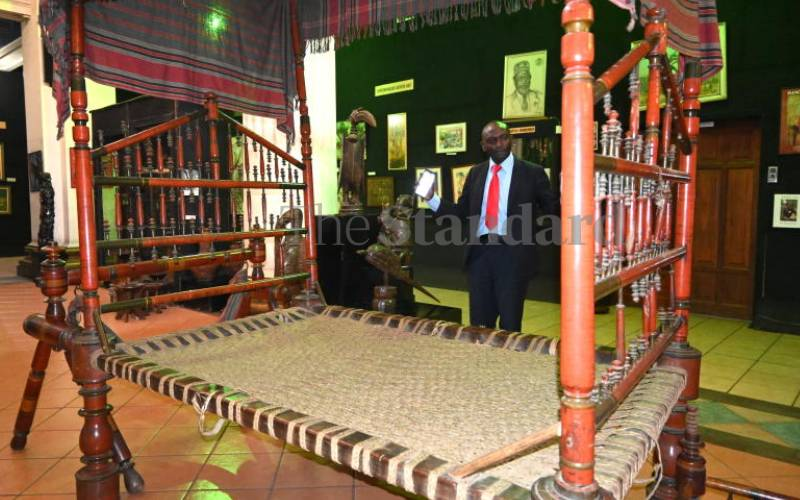 Inside The Archives where Kenya's past awaits with informative tales