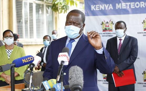 Instant fines await petty traffic offenders by December- CS Matiang'i says