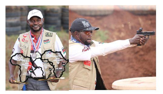 International shooters hail Kenyans' performance in IDPA Africa Championships