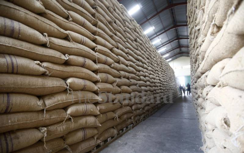 Irony of hunger as farmers stuck with unsold maize