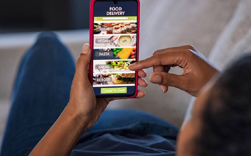 It's food delivery apps' time to eat