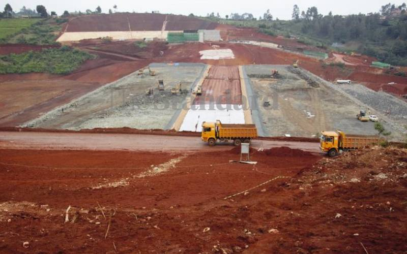 Jubilee rushes to complete legacy projects in Uhuru's backyard