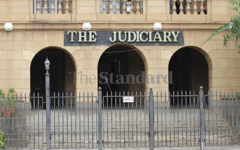 Judiciary on the spot as team probes 15 State institutions over audit discrepancies