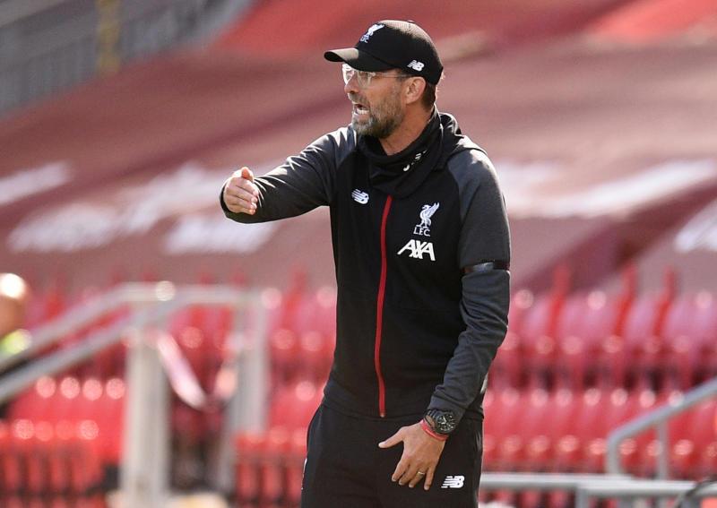 Jurgen Klopp confirms when he'll leave Liverpool