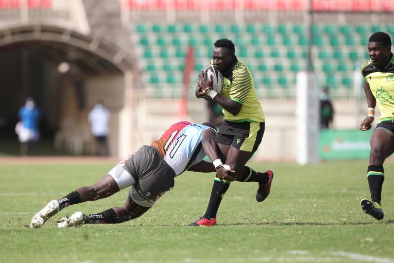 Kabras Sugar duo Tanga, Dukisa stay top of Kenya Cup scoring charts