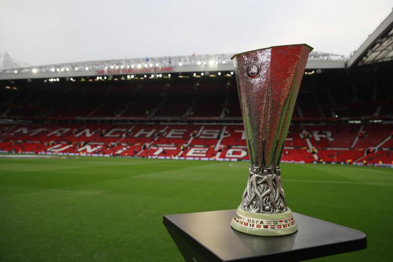 UEFA Europa League round of 32 draw: Real Sociedad v ...