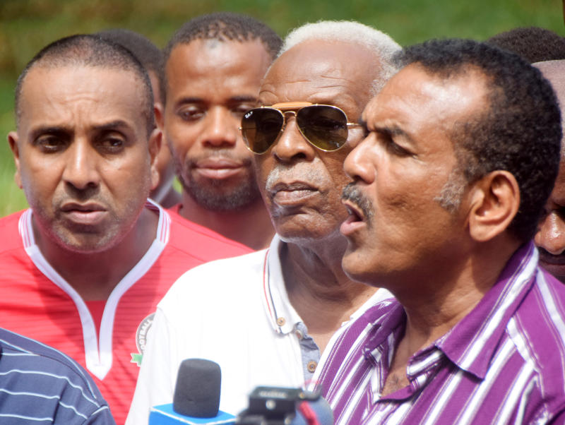 Kefoca calls for experts to vet Harambee Stars coaches