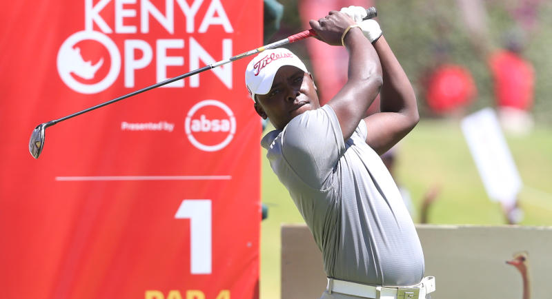 Kenya named Africa's best golf destination