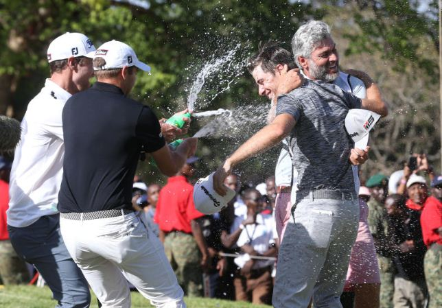 Kenya Open: Migliozzi among five former champions to lead onslaught