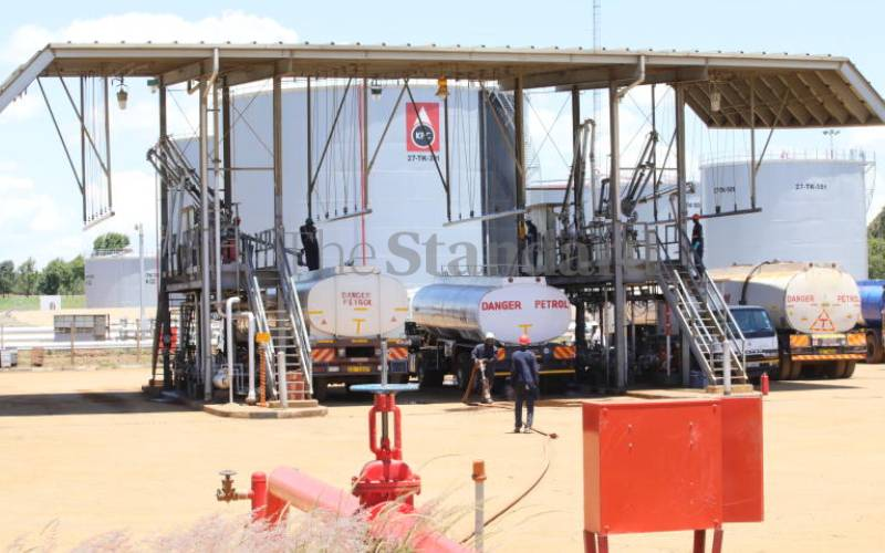 Kenya Pipeline bets on solar plants to cut costly power bills