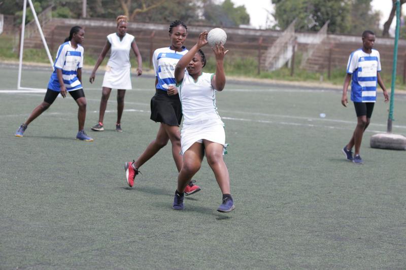 Kenya Prisons and Western wins the Cestoball Kenya Federation tournament