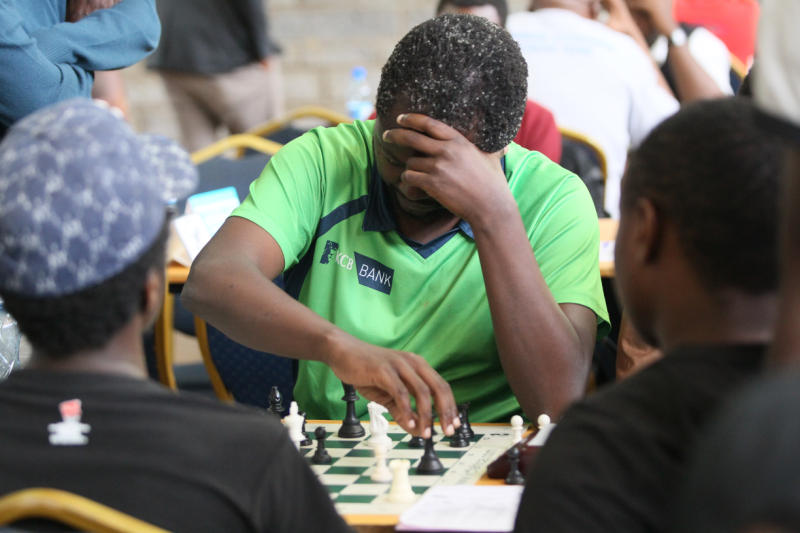 Kenya upbeat ahead of 2021 Africa Individual Chess Championship