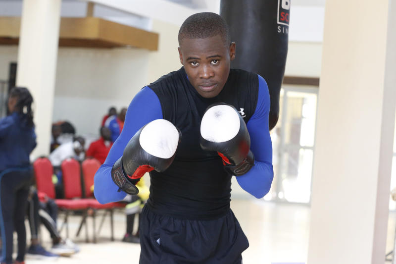 Kenyans in action as boxing event starts in Serbia