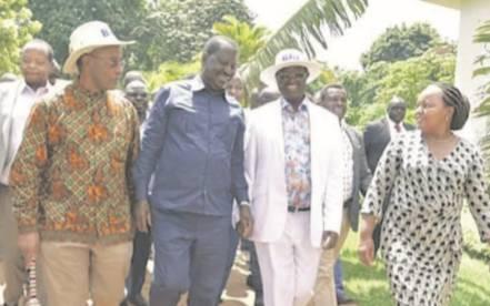 Kiraitu, Waiguru and Kimemia shine, as Mt Kenya seeks for equitable sharing of national cake