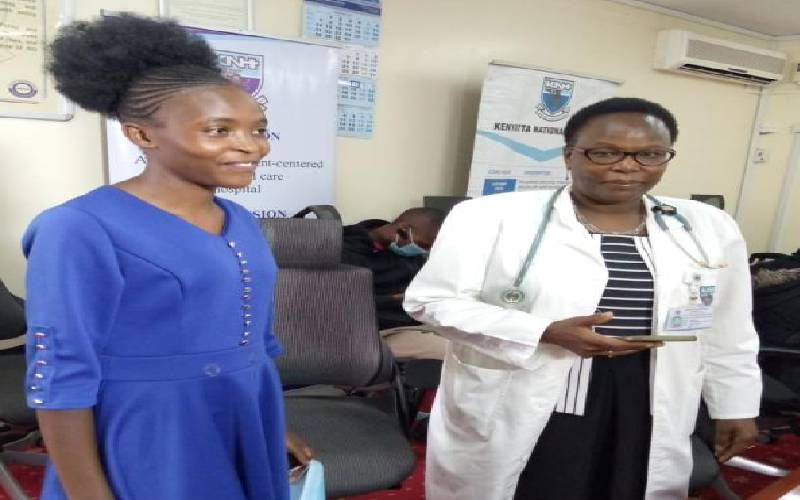 KNH's milestone in heart surgery