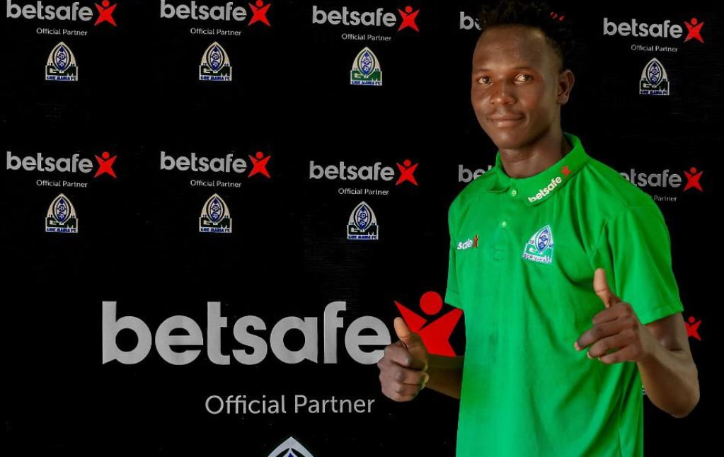 KPL side Gor Mahia sign Raila