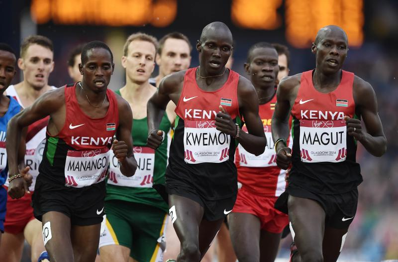 Kwemoi beats Soget as he races to world lead in Japan