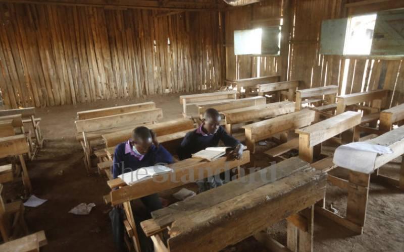 Laikipia calm but majority of teachers, pupils keep off schools