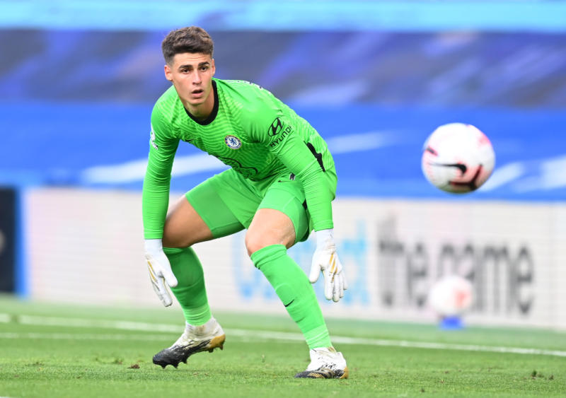 Lampard: Arrizabalaga Kepa made costly mistake but has my support