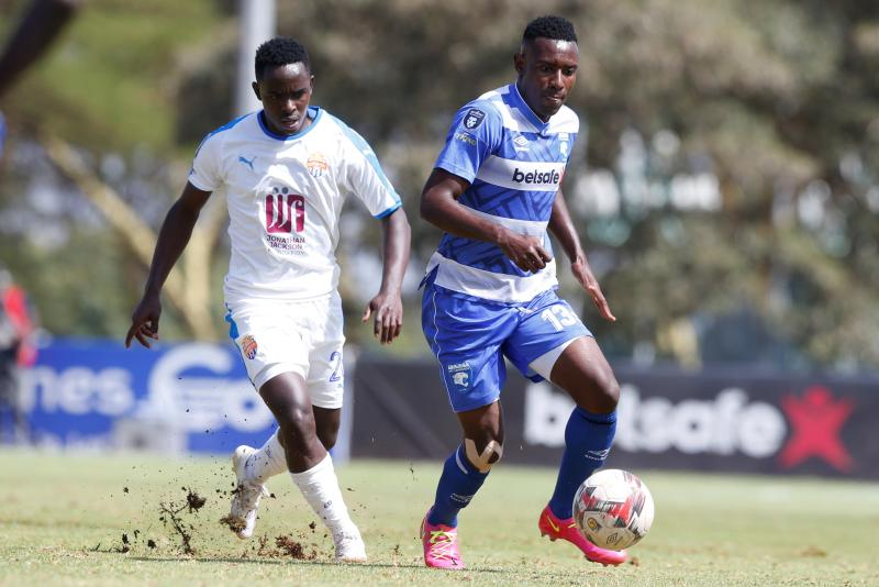 Leopards sharpen claws, ready to attack league title