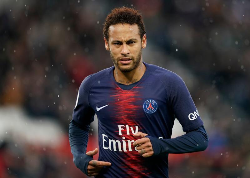 Ligue 1: Neymar arrives in Paris as PSG eye return