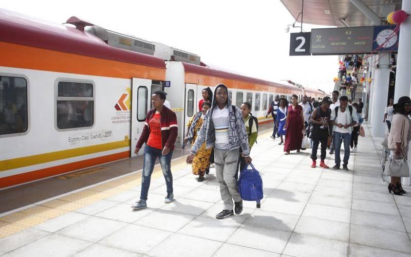 Madaraka Express thrives amid Covid-19 pandemic