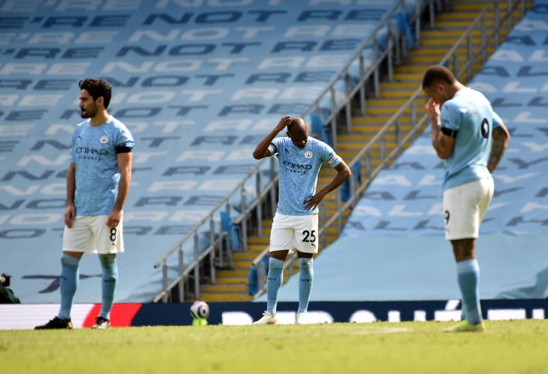 Man City under investigation for Financial Fair Play breaches