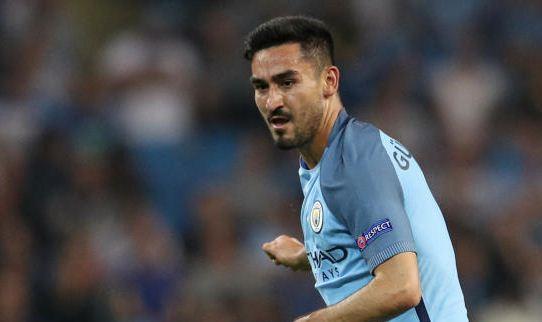Man City's Gundogan tests positive for COVID-19
