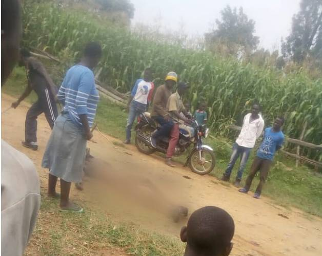 Man tortured to death; police are investigating