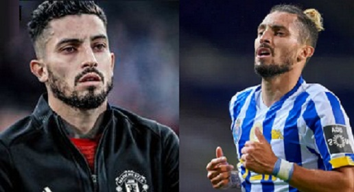 Man United sign Brazilian left back Telles from Porto