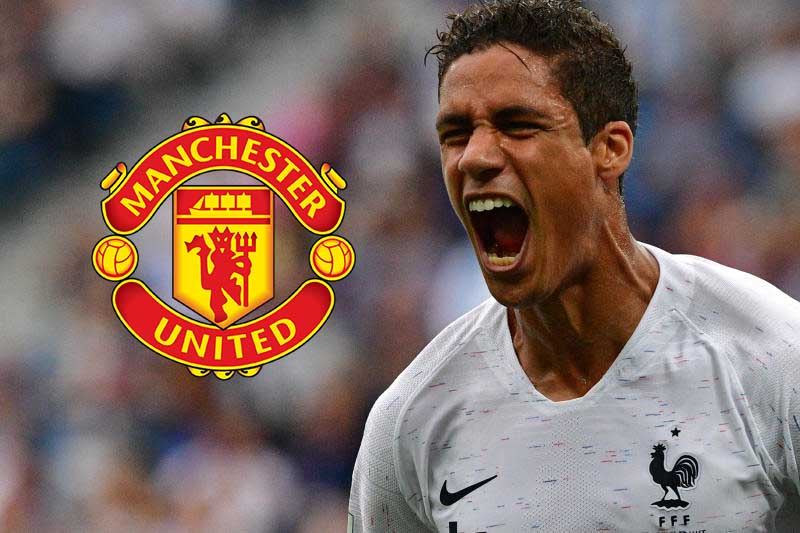 Man United 'will not hesitate to sign Sh10 billion Raphael Varane