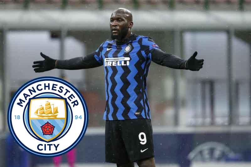 Manchester City 'considering Romelu Lukaku transfer'