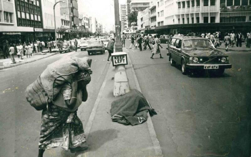 Tom Mboya was against external borrowing for development