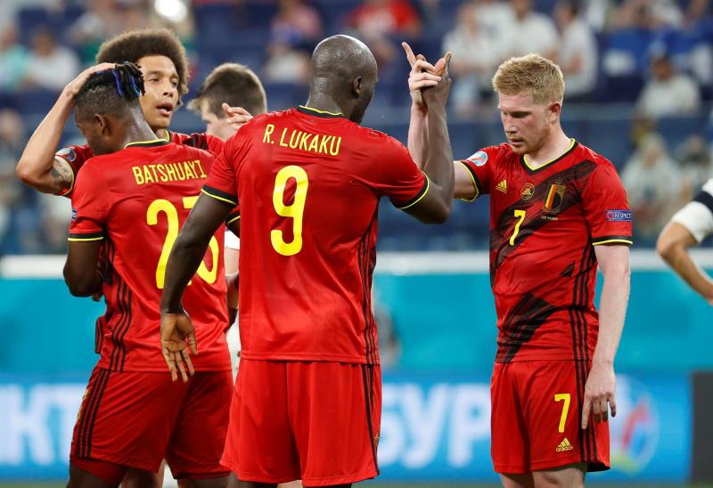 Meaning behind De Bruyne and Lukaku's goal celebration for Belgium