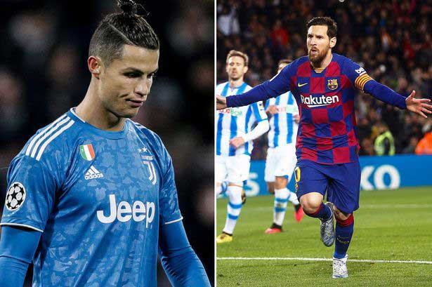 Messi overtakes Ronaldo to set new record with goal vs Real Sociedad
