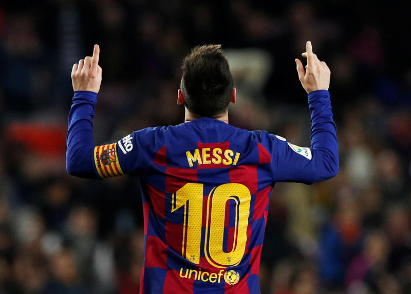 Messi will finish career at Barcelona says club president