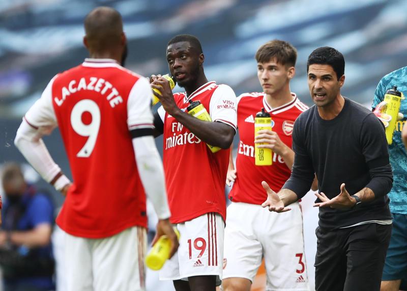 Mikel Arteta: Why Tottenham defeated Arsenal