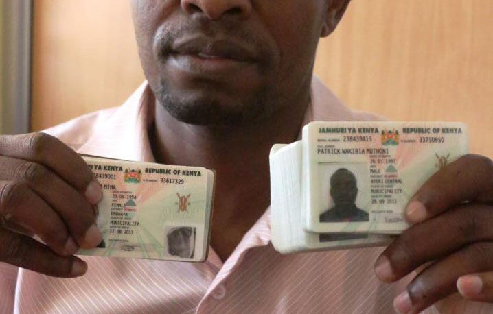 More than 3,000 ID cards uncollected in Siaya