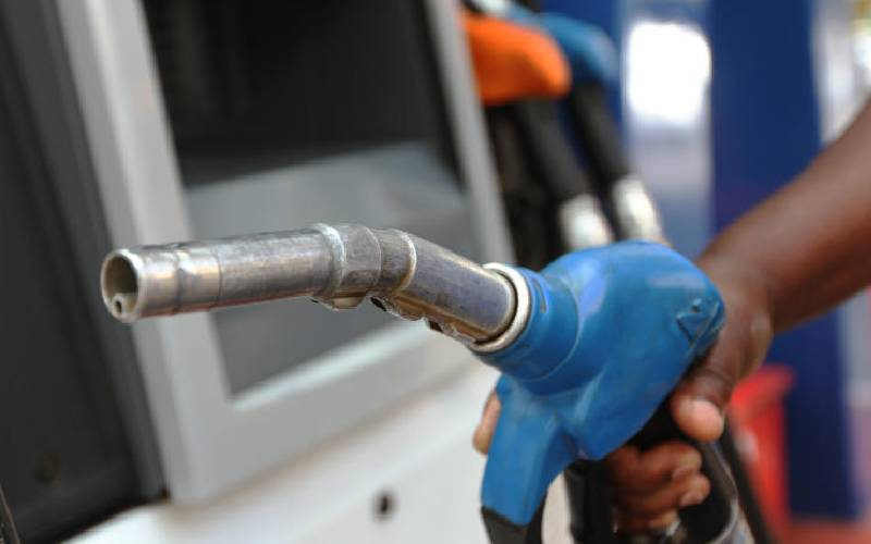 Motorists to pay more as petrol prices up by Sh0.77
