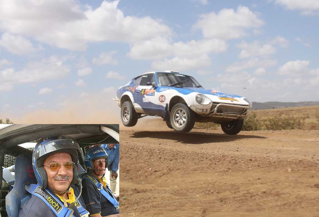 Motorsport fraternity mourns shock death of Safari Rally legend Jayant Shah