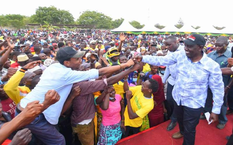 MPs allege threat on DP Ruto's security