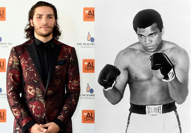 Muhammad Ali's grandson to make professional boxing debut this summer