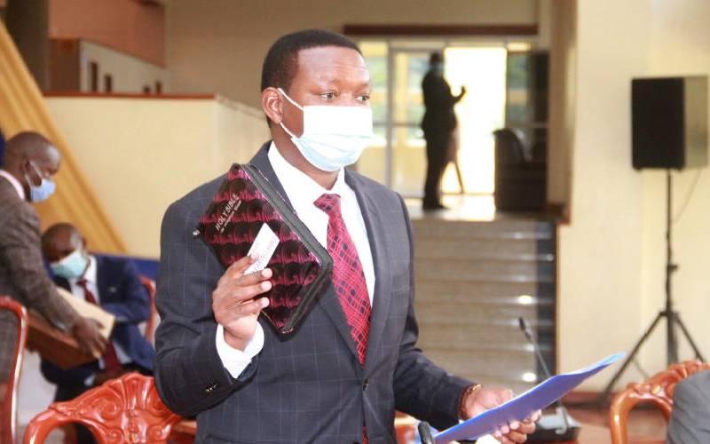 Mutua taken to task over Sh1.3 billion audit queries