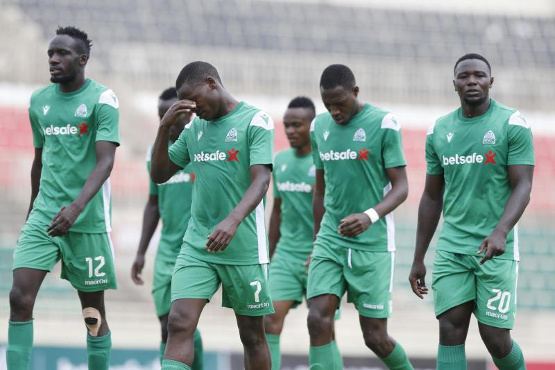 Napsa Stars stun record Kenyan champions K'Ogalo