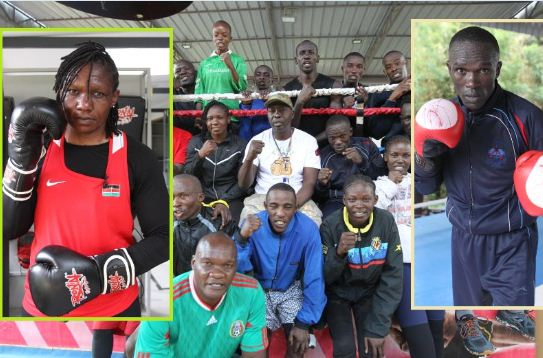 National Boxing Team set to tour Netherlands and Philippines