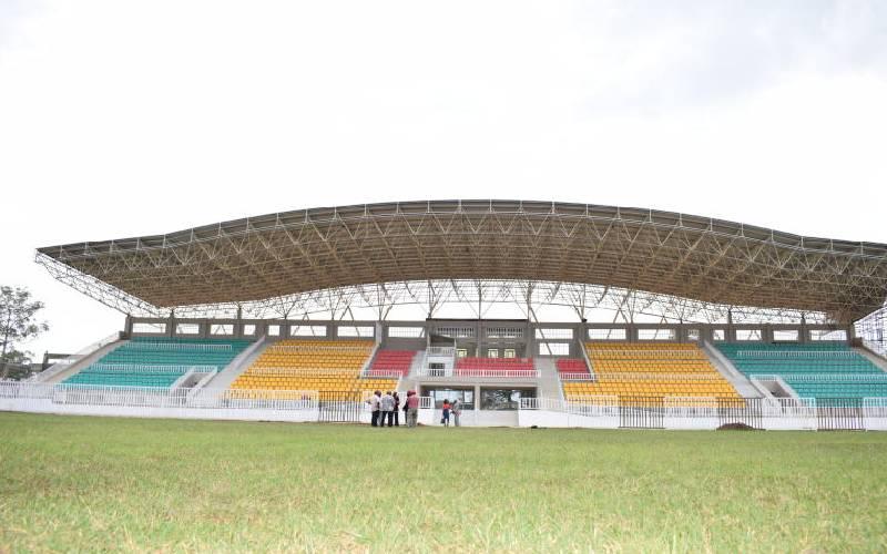 Oparanya dismisses ODM claims Bukhungu stadium built by government